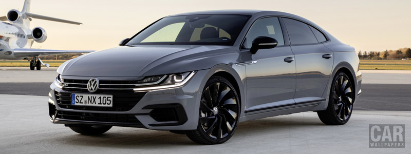 Cars wallpapers Volkswagen Arteon 4MOTION R-Line Edition - 2020 - Car wallpapers
