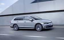 Cars wallpapers Volkswagen Golf Alltrack - 2020