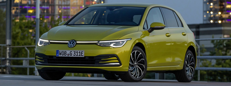 Cars wallpapers Volkswagen Golf eHybrid - 2020 - Car wallpapers