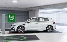 Cars wallpapers Volkswagen Golf GTE - 2020