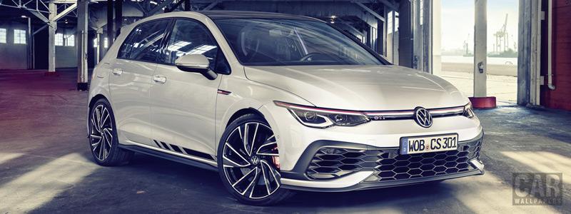 Cars wallpapers Volkswagen Golf GTI Clubsport - 2020 - Car wallpapers