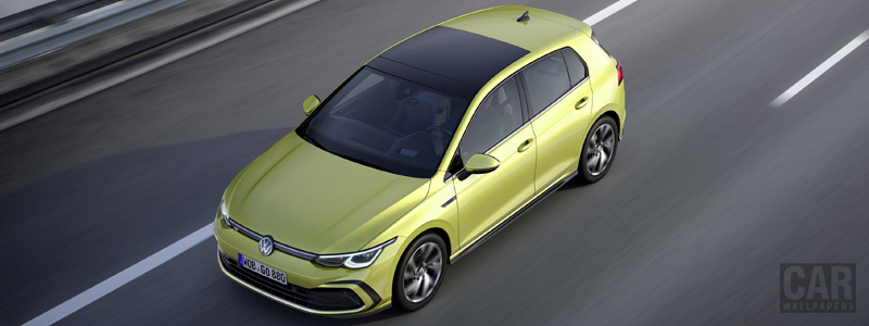 Cars wallpapers Volkswagen Golf R-Line - 2020 - Car wallpapers