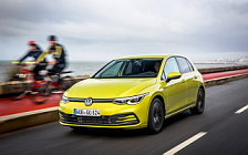 Cars wallpapers Volkswagen Golf Style - 2020