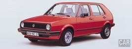 Volkswagen Golf 2 - 1983-1991