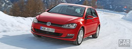 Volkswagen Golf 4MOTION - 2013