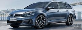 Volkswagen Golf GTD Variant - 2017