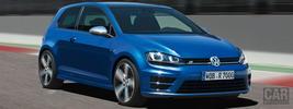 Volkswagen Golf R 3door - 2013
