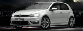 Volkswagen Golf R-Line - 2013