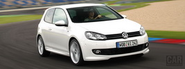 Volkswagen Golf R-Line equipment package - 2009