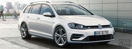 Volkswagen Golf Variant R-Line - 2017