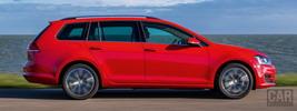 Volkswagen Golf Variant TSI BlueMotion - 2013