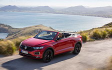 Cars wallpapers Volkswagen T-Roc Cabriolet R-Line (Kings Red) - 2020
