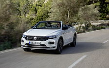 Cars wallpapers Volkswagen T-Roc Cabriolet R-Line (Pure White) - 2020