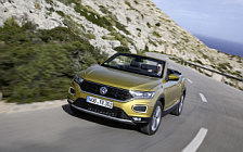 Cars wallpapers Volkswagen T-Roc Cabriolet (Turmeric Yellow) - 2020